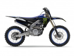 Yamaha YZ450FSP