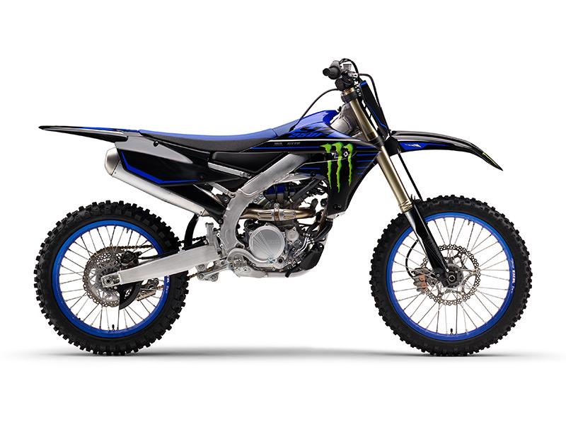 Yamaha YZ250FSP