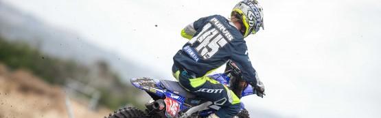 Dramatic Day for WBR Yamaha at Pro MX