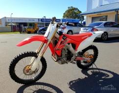 2009 CRF450R