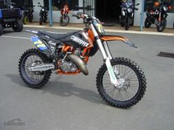 2015 KTM125SX