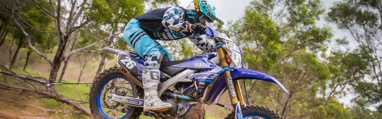 CDR Yamaha Out for Redemption