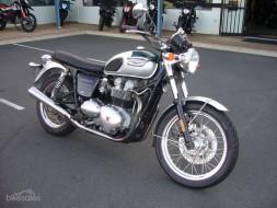 2002 TRIUMPH BONNEVILLE T100