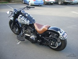 2014 Harley Softail Slim