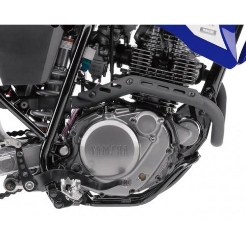 Air-cooled 223cc four-stroke