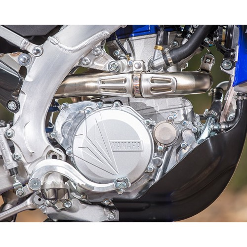 YZ450F based engine