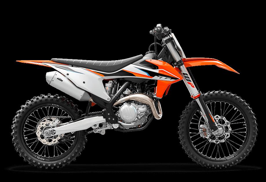 2021 450 SX-F