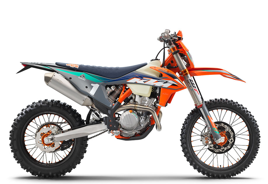 2021 350 EXC-F WESS