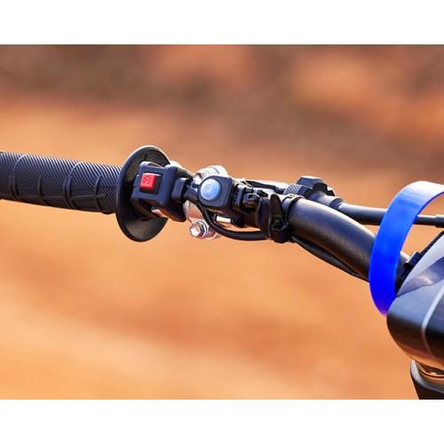 Handlebar-mounted 2-mode mapping switch