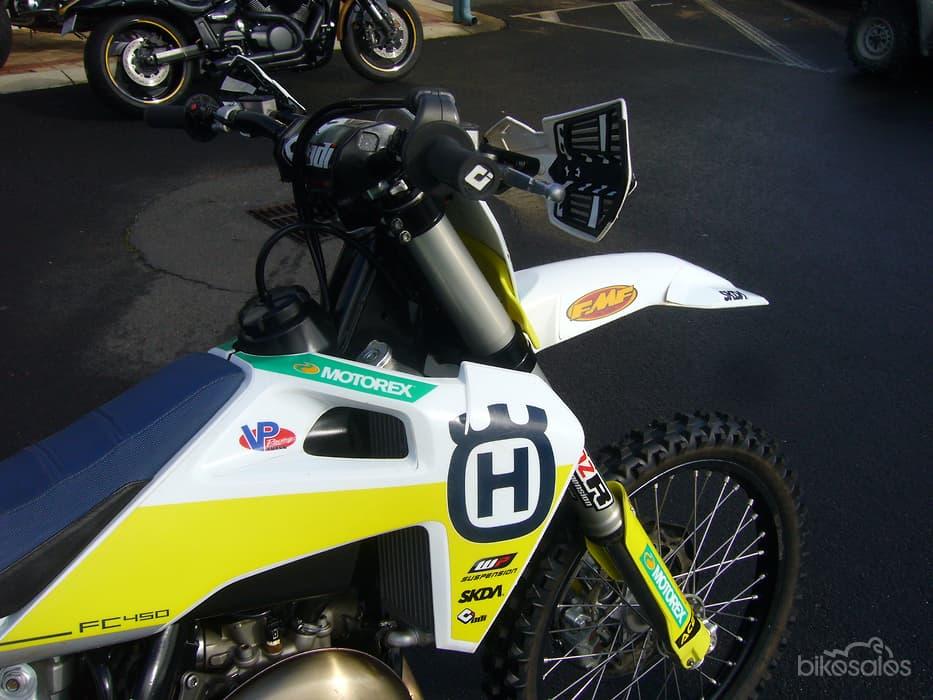 HUSQVARNA FC450