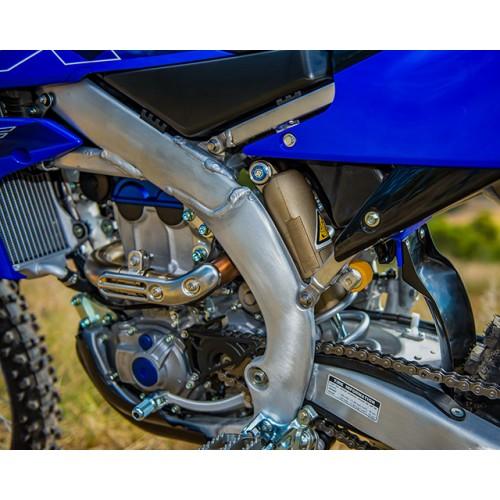 Aluminium bilateral beam frame