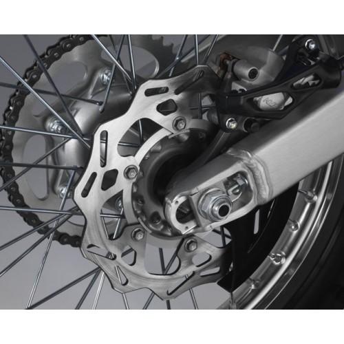 Wave-type disc brakes