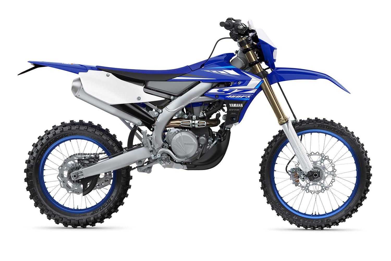 Yamaha YZ450FX